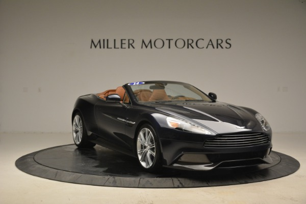 Used 2014 Aston Martin Vanquish Volante for sale Sold at Bentley Greenwich in Greenwich CT 06830 11