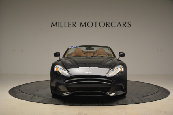 Used 2014 Aston Martin Vanquish Volante for sale Sold at Bentley Greenwich in Greenwich CT 06830 12