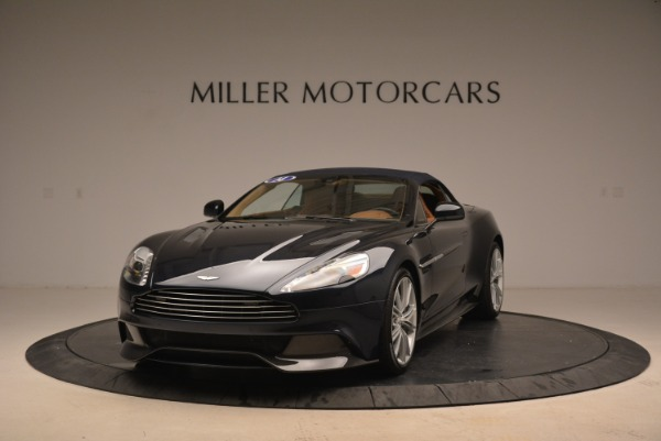 Used 2014 Aston Martin Vanquish Volante for sale Sold at Bentley Greenwich in Greenwich CT 06830 13