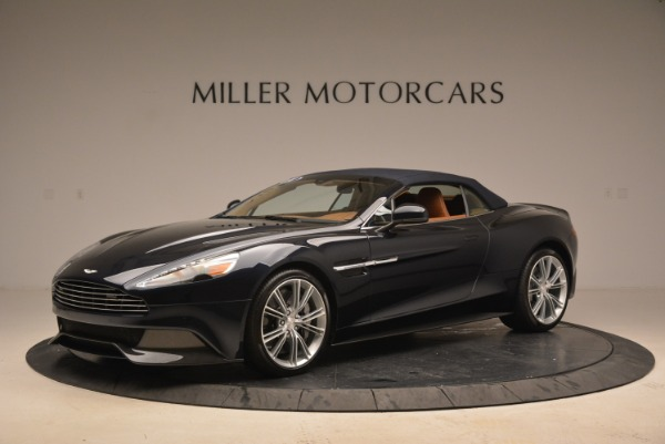 Used 2014 Aston Martin Vanquish Volante for sale Sold at Bentley Greenwich in Greenwich CT 06830 14