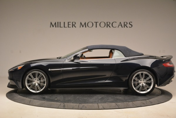 Used 2014 Aston Martin Vanquish Volante for sale Sold at Bentley Greenwich in Greenwich CT 06830 15