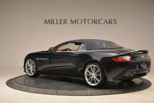 Used 2014 Aston Martin Vanquish Volante for sale Sold at Bentley Greenwich in Greenwich CT 06830 16