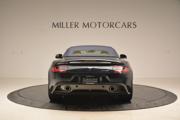 Used 2014 Aston Martin Vanquish Volante for sale Sold at Bentley Greenwich in Greenwich CT 06830 17