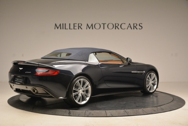 Used 2014 Aston Martin Vanquish Volante for sale Sold at Bentley Greenwich in Greenwich CT 06830 19