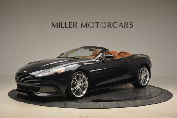 Used 2014 Aston Martin Vanquish Volante for sale Sold at Bentley Greenwich in Greenwich CT 06830 2