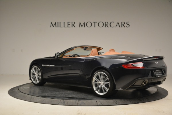 Used 2014 Aston Martin Vanquish Volante for sale Sold at Bentley Greenwich in Greenwich CT 06830 4