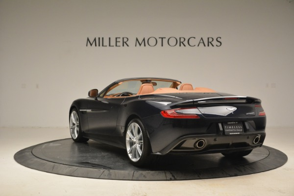Used 2014 Aston Martin Vanquish Volante for sale Sold at Bentley Greenwich in Greenwich CT 06830 5