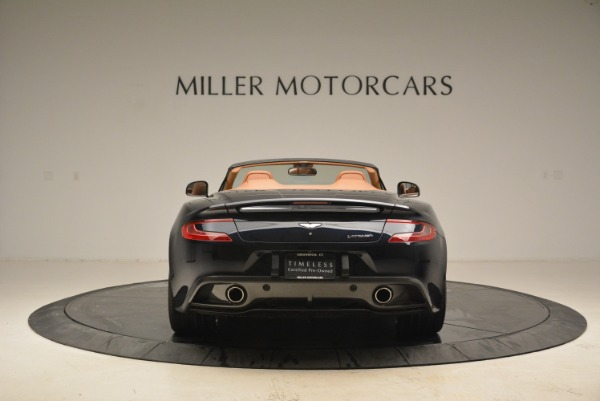 Used 2014 Aston Martin Vanquish Volante for sale Sold at Bentley Greenwich in Greenwich CT 06830 6