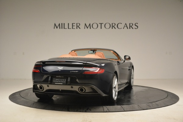 Used 2014 Aston Martin Vanquish Volante for sale Sold at Bentley Greenwich in Greenwich CT 06830 7