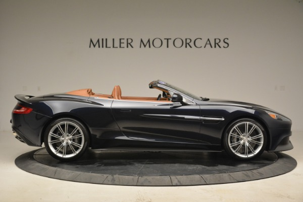 Used 2014 Aston Martin Vanquish Volante for sale Sold at Bentley Greenwich in Greenwich CT 06830 9