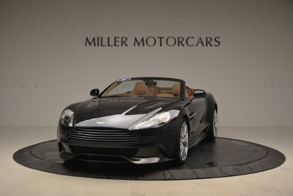 Used 2014 Aston Martin Vanquish Volante for sale Sold at Bentley Greenwich in Greenwich CT 06830 1