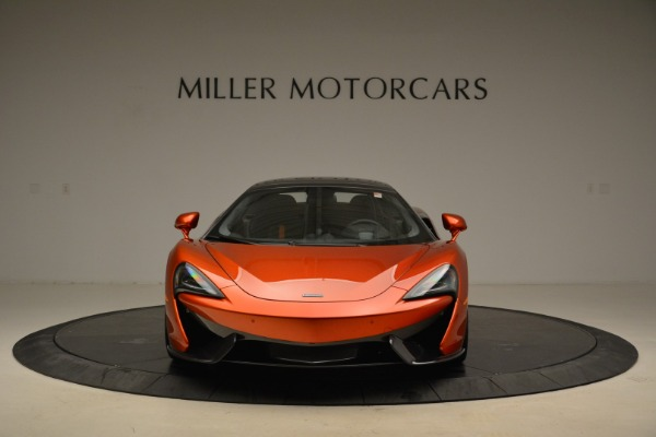 New 2018 McLaren 570S Spider for sale Sold at Bentley Greenwich in Greenwich CT 06830 22