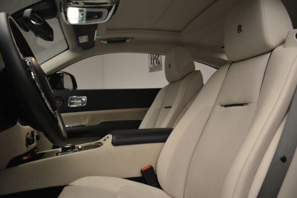 Used 2015 Rolls-Royce Wraith for sale Sold at Bentley Greenwich in Greenwich CT 06830 17