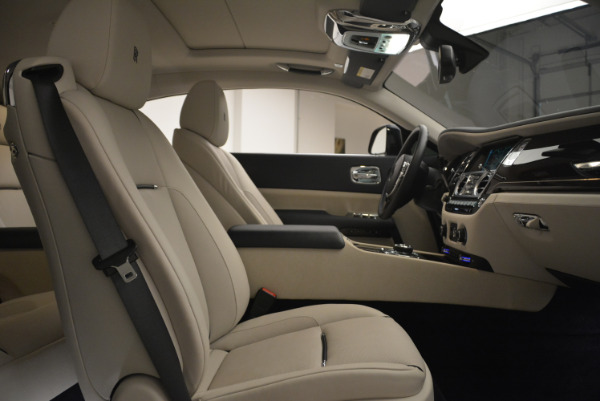 Used 2015 Rolls-Royce Wraith for sale Sold at Bentley Greenwich in Greenwich CT 06830 24