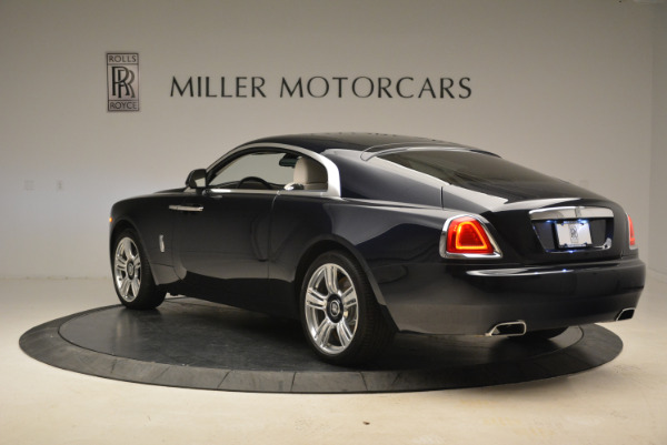 Used 2015 Rolls-Royce Wraith for sale Sold at Bentley Greenwich in Greenwich CT 06830 5