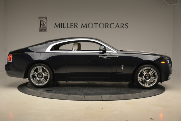 Used 2015 Rolls-Royce Wraith for sale Sold at Bentley Greenwich in Greenwich CT 06830 9