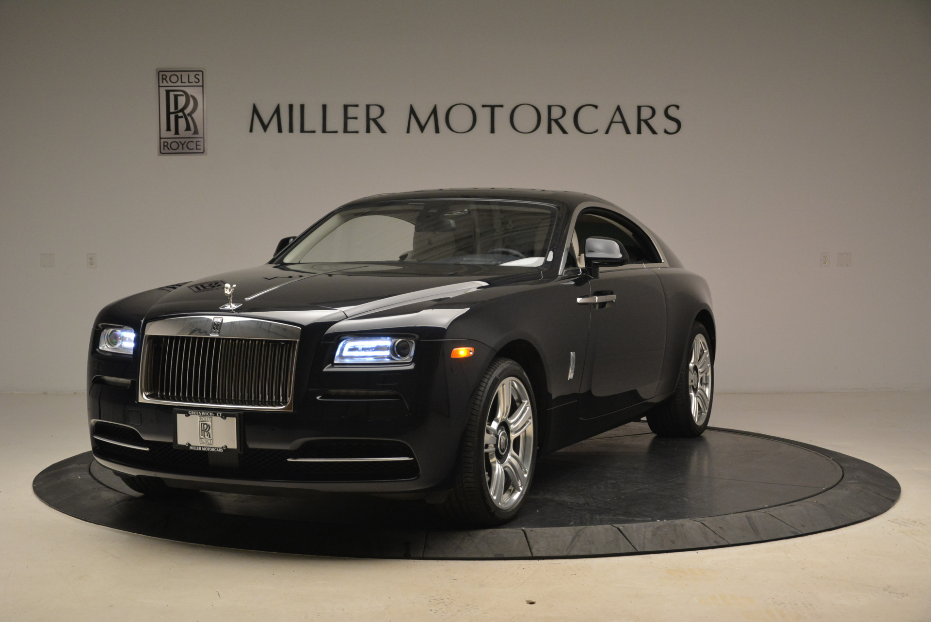 Used 2015 Rolls-Royce Wraith for sale Sold at Bentley Greenwich in Greenwich CT 06830 1