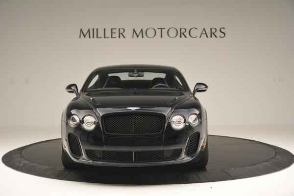 Used 2010 Bentley Continental Supersports for sale Sold at Bentley Greenwich in Greenwich CT 06830 12