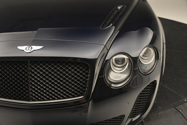 Used 2010 Bentley Continental Supersports for sale Sold at Bentley Greenwich in Greenwich CT 06830 14