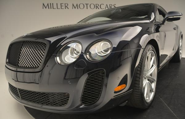 Used 2010 Bentley Continental Supersports for sale Sold at Bentley Greenwich in Greenwich CT 06830 15