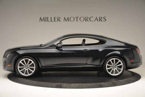 Used 2010 Bentley Continental Supersports for sale Sold at Bentley Greenwich in Greenwich CT 06830 3