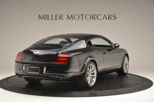 Used 2010 Bentley Continental Supersports for sale Sold at Bentley Greenwich in Greenwich CT 06830 7