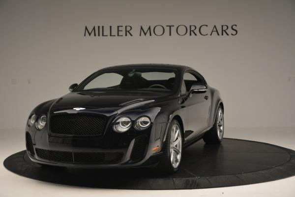 Used 2010 Bentley Continental Supersports for sale Sold at Bentley Greenwich in Greenwich CT 06830 1