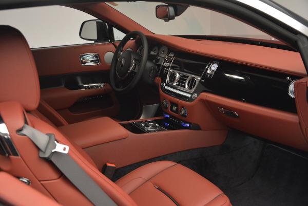 Used 2016 Rolls-Royce Wraith for sale Sold at Bentley Greenwich in Greenwich CT 06830 19