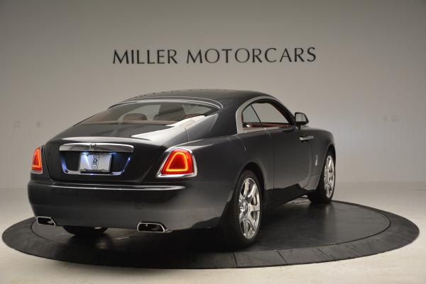 Used 2016 Rolls-Royce Wraith for sale Sold at Bentley Greenwich in Greenwich CT 06830 8