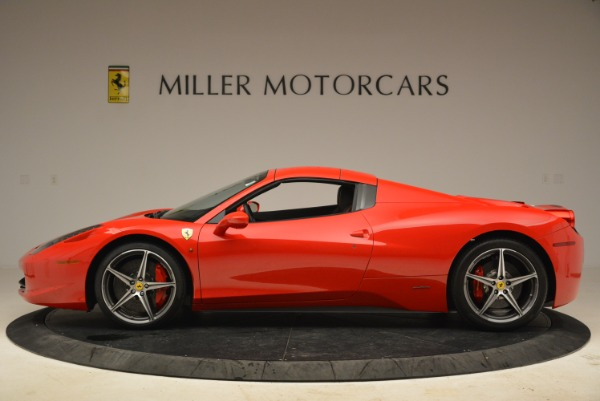 Used 2014 Ferrari 458 Spider for sale Sold at Bentley Greenwich in Greenwich CT 06830 15