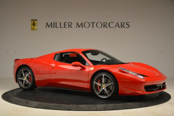 Used 2014 Ferrari 458 Spider for sale Sold at Bentley Greenwich in Greenwich CT 06830 22