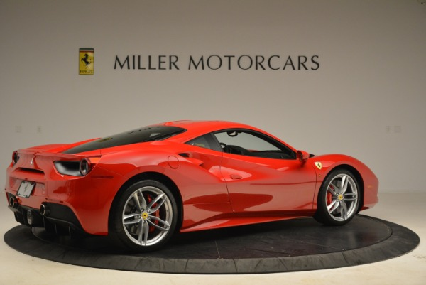 Used 2016 Ferrari 488 GTB for sale Sold at Bentley Greenwich in Greenwich CT 06830 8