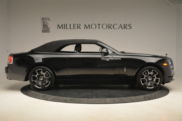 New 2018 Rolls-Royce Dawn Black Badge for sale Sold at Bentley Greenwich in Greenwich CT 06830 20