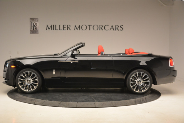New 2018 Rolls-Royce Dawn for sale Sold at Bentley Greenwich in Greenwich CT 06830 3