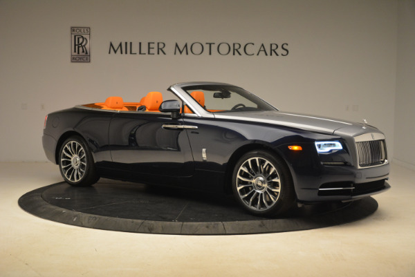 New 2018 Rolls-Royce Dawn for sale Sold at Bentley Greenwich in Greenwich CT 06830 10