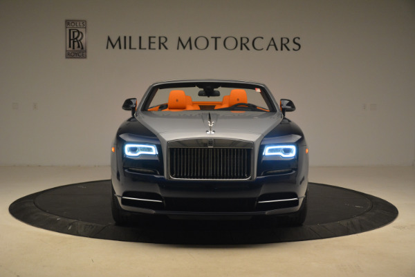 New 2018 Rolls-Royce Dawn for sale Sold at Bentley Greenwich in Greenwich CT 06830 12