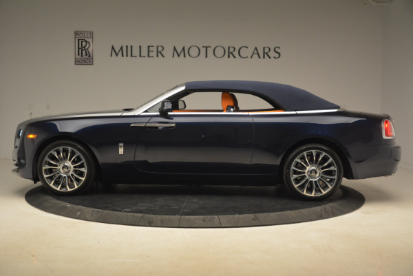 New 2018 Rolls-Royce Dawn for sale Sold at Bentley Greenwich in Greenwich CT 06830 15