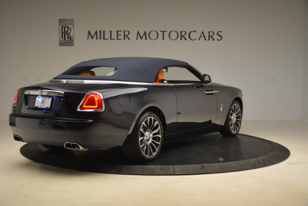 New 2018 Rolls-Royce Dawn for sale Sold at Bentley Greenwich in Greenwich CT 06830 20
