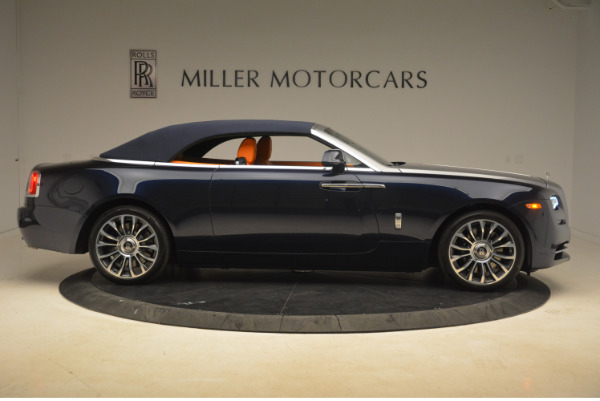 New 2018 Rolls-Royce Dawn for sale Sold at Bentley Greenwich in Greenwich CT 06830 21