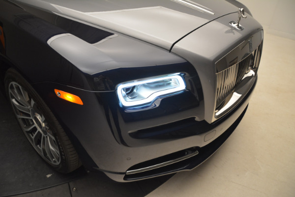 New 2018 Rolls-Royce Dawn for sale Sold at Bentley Greenwich in Greenwich CT 06830 26