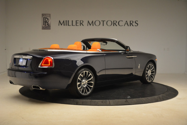 New 2018 Rolls-Royce Dawn for sale Sold at Bentley Greenwich in Greenwich CT 06830 8