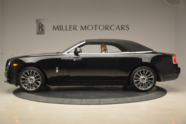 Used 2018 Rolls-Royce Dawn for sale Sold at Bentley Greenwich in Greenwich CT 06830 13