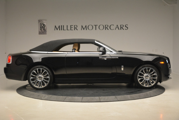 Used 2018 Rolls-Royce Dawn for sale Sold at Bentley Greenwich in Greenwich CT 06830 17
