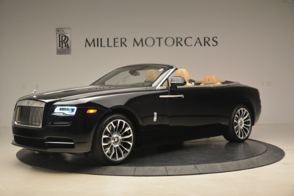 Used 2018 Rolls-Royce Dawn for sale Sold at Bentley Greenwich in Greenwich CT 06830 2