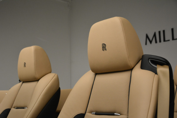 Used 2018 Rolls-Royce Dawn for sale Sold at Bentley Greenwich in Greenwich CT 06830 22