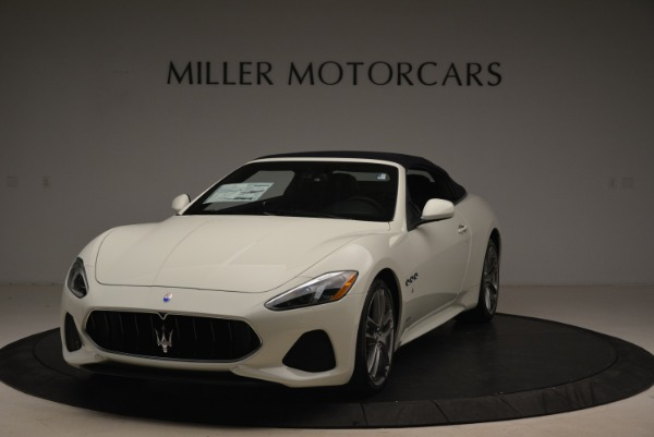 New 2018 Maserati GranTurismo Sport Convertible for sale Sold at Bentley Greenwich in Greenwich CT 06830 14