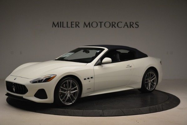 New 2018 Maserati GranTurismo Sport Convertible for sale Sold at Bentley Greenwich in Greenwich CT 06830 15