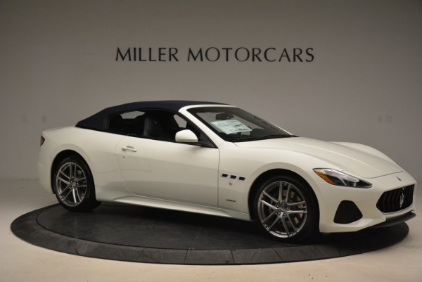 New 2018 Maserati GranTurismo Sport Convertible for sale Sold at Bentley Greenwich in Greenwich CT 06830 23