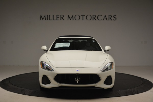 New 2018 Maserati GranTurismo Sport Convertible for sale Sold at Bentley Greenwich in Greenwich CT 06830 3