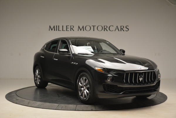 New 2018 Maserati Levante Q4 for sale Sold at Bentley Greenwich in Greenwich CT 06830 10
